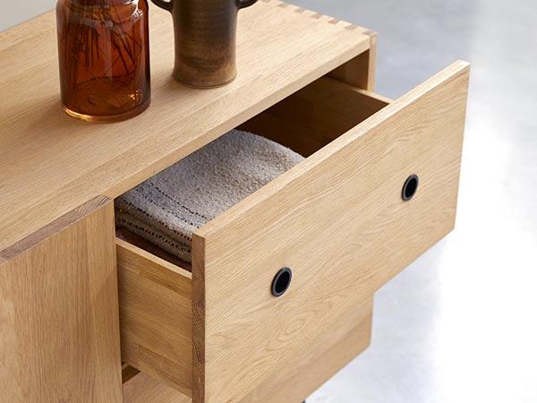 80% des meubles sont en bois massif