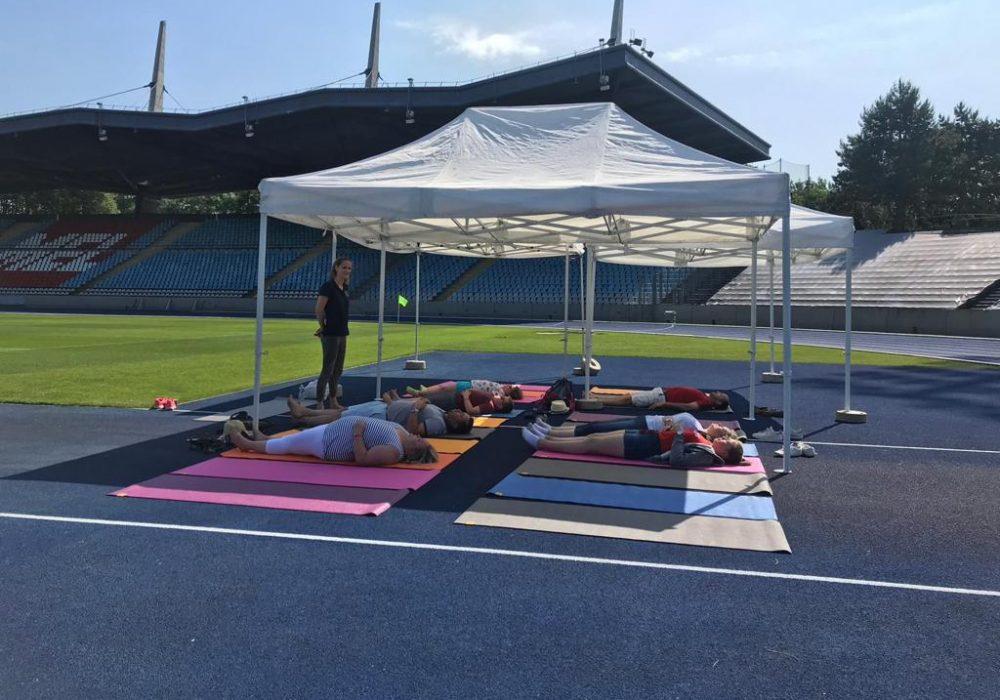 yoga en exte